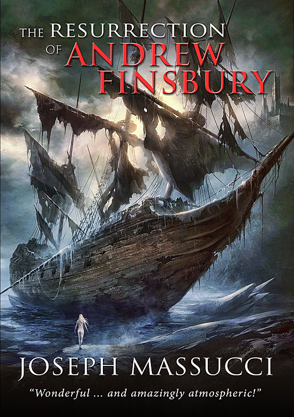 Andrew Finsbury cover